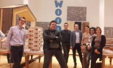 IL SOLE 24 ORE - MOSTRA WOOD AL MUSE (TN)
