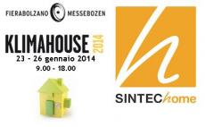 SINTEC HOME - FIERA KLIMAHOUSE 2014