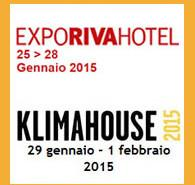 EXPORIVA HOTEL E KLIMAHOUSE 2015