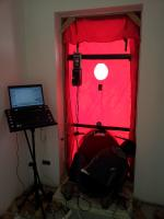 <b>Blower door test</b>