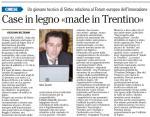 <b>Intervista Ing. Zanetti - l'Adige</b>